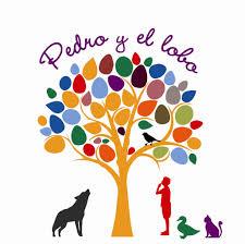 In Spanish, ¿qué dice el lobo?
